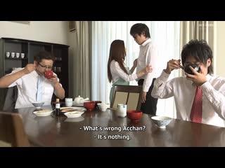 Shiraki Yuuko [URE-028][English subbed JAV, Creampie, Cuckold, Gangbang]