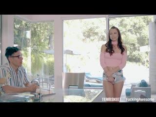 Aidra Fox [PornMir, ПОРНО, new Porn, HD 1080, Big Tits, Blow Job, Brunette, Cum on Tits, Deep Throat, Doggystyle]