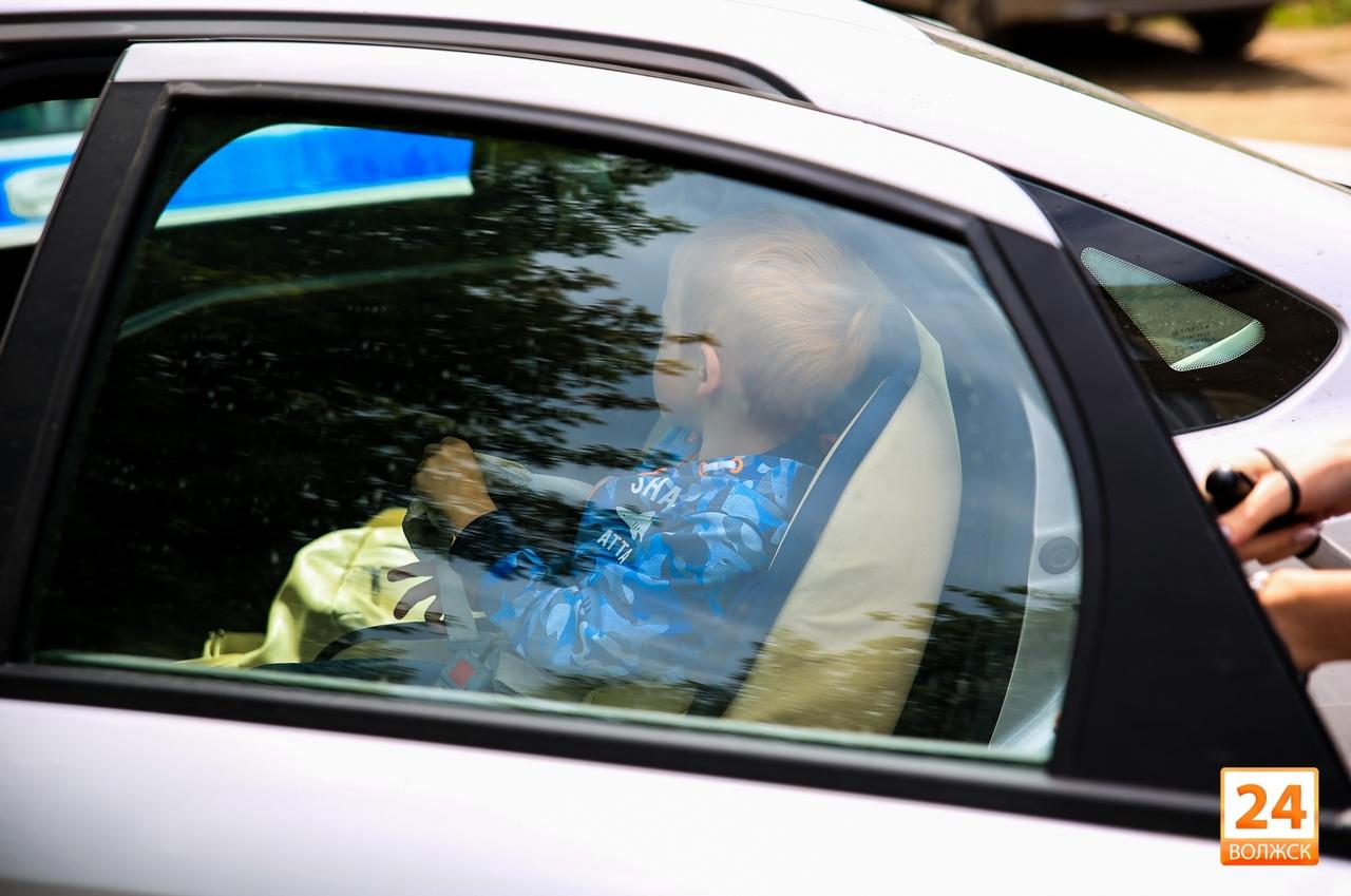 В Волжске состоялись массовые проверки перевозки детей-пассажиров