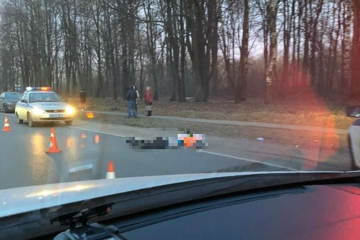 На Суздальском шоссе сбили мужчину