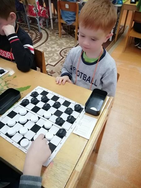 6 ноября в детском садике Чебурашка стартовала 10-я Спарта