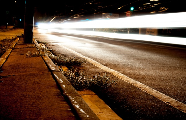 В Марий Эл займутся освещением  опасного участка автомобильной дороги Волжск - Часовенная