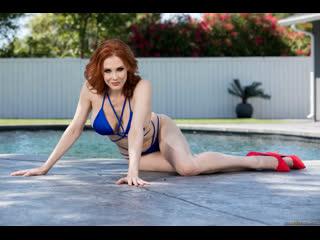 Maitland Ward [PornMir, ПОРНО, new Porn, HD 1080, Big Tits, Bikini, Redhead]