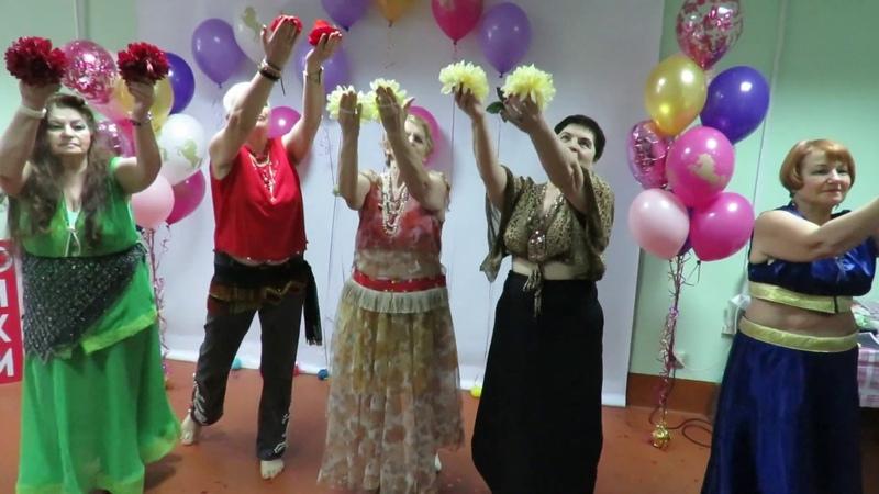 Группа здоровья Татьяна Восточные танцы