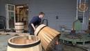 Как делают дубовые бочки на современном оборудовании и другие удивительные производства