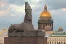 Сфинксы Петербурга