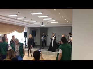 #2Маши - Мама я Танцую (поёт Виктория Райкина & группа РайКом, cover)