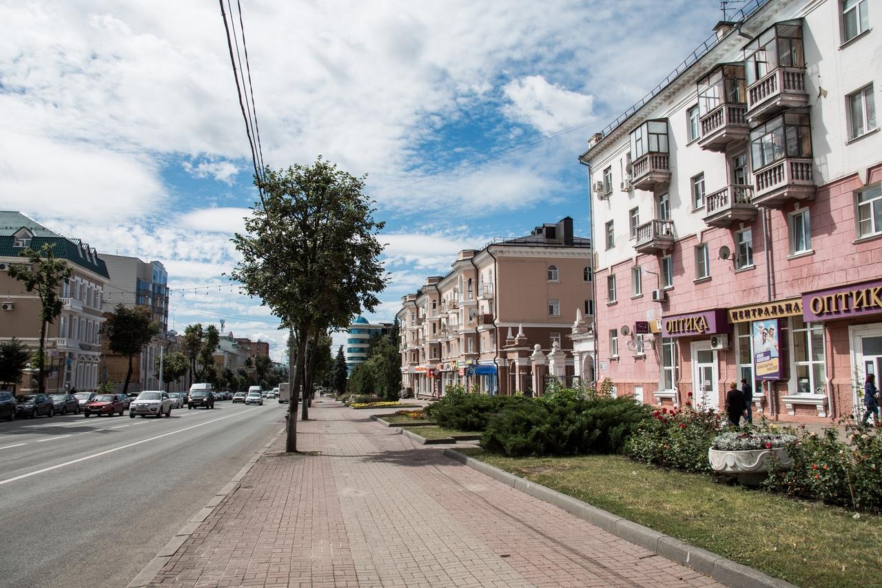 Курские власти объявили открытый конкурс на разработку архитектурно-художественной концепции улицы Ленина