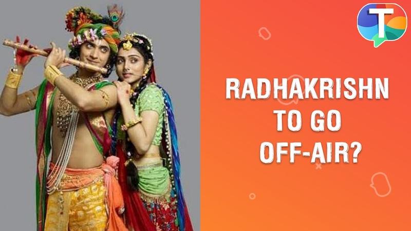 RadhaKrishn starring Sumedh Mudgalkar and Mallika Singh to go off air