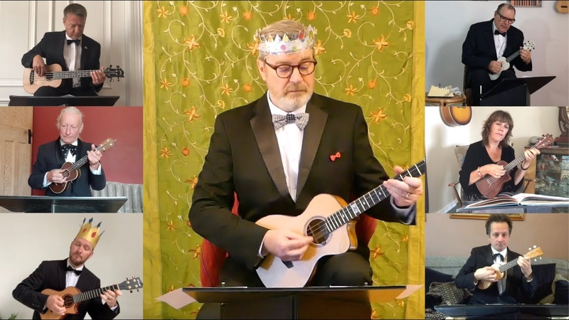 Queen of Sheba - Ukulele Orchestra of Great Britain