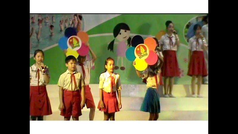 Tốp Ca: Măng Non Việt Nam Xứng Danh Cháu Ngoan Bác Hồ - Nhà Thiếu Nhi Tỉnh Gia Lai || Mr Tran Vlog