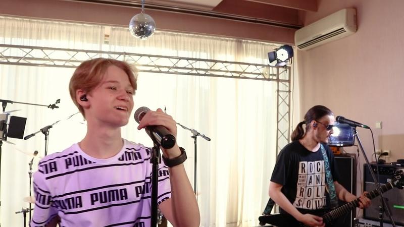 Захар Усенко Жизнь моя теперь кино Live concert в Гостиной 12 07 2020