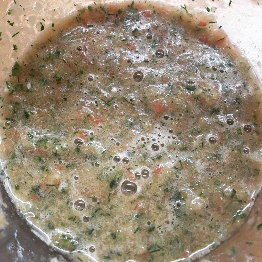 Фаршированный перец в духовке.