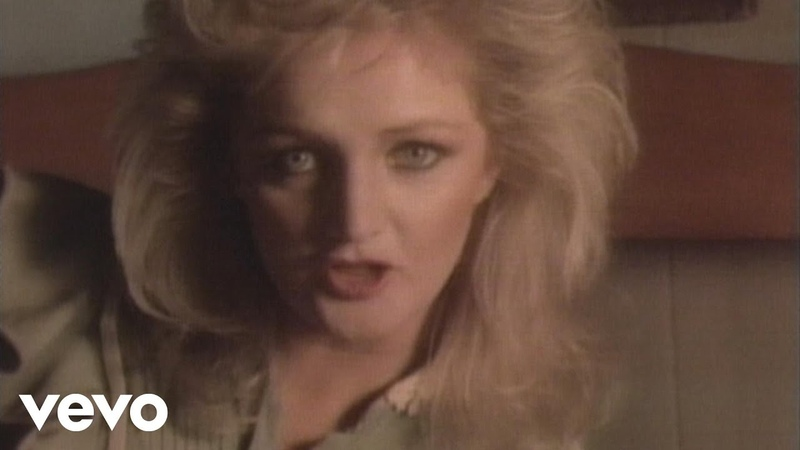 Bonnie Tyler Holding Out For A Hero Video
