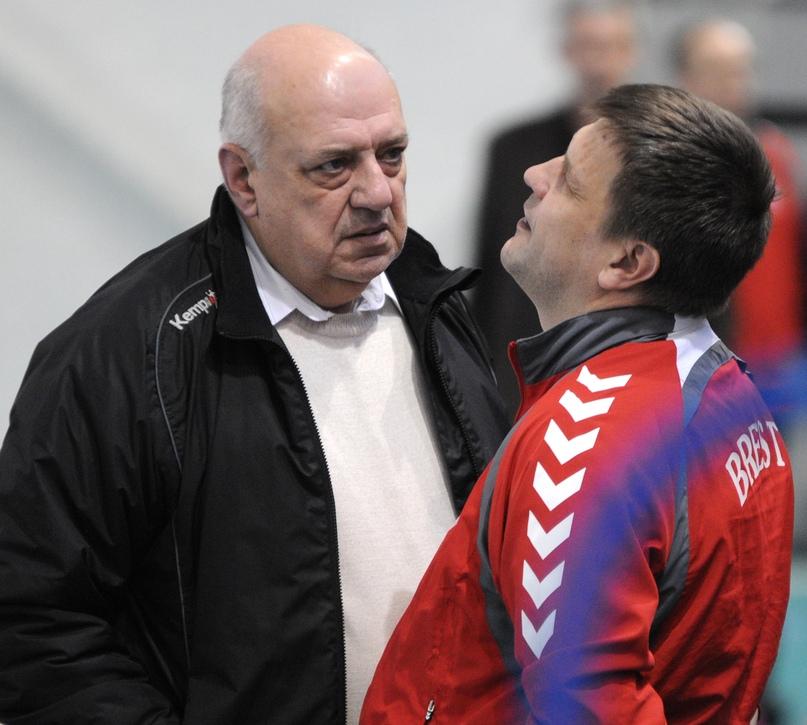С Александром Гречиным