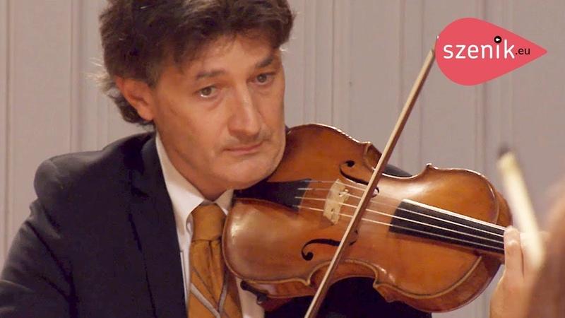 Haydn Symphonie n°39 en sol mineur Il Giardino Armonico Giovanni Antonini