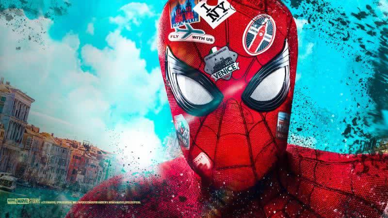 Человек-паук: Вдали от дома (2019) русский трейлер