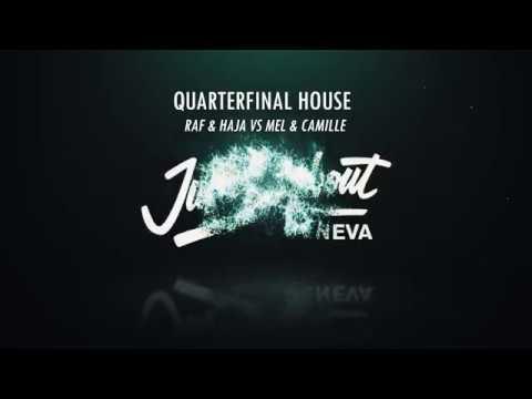 QUARTERFINAL HOUSE JUSTE DEBOUT GENEVA 2020 Raf Haja VS Mel Camille