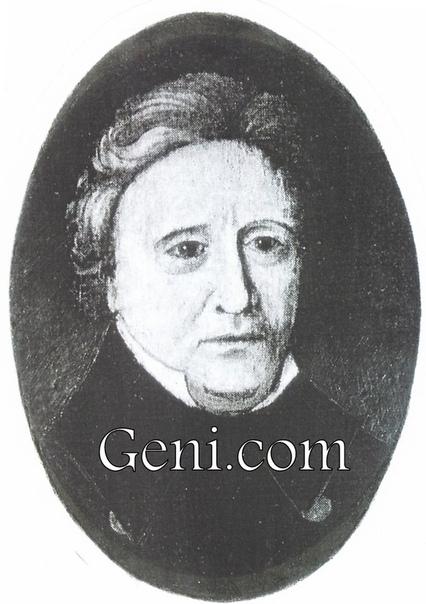 Вице-ленсман Густаф Берг (1776 — 1838)