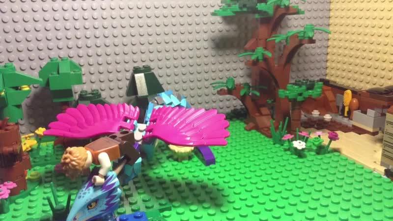 LEGO Фантастические твари и где они обитают