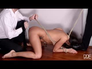 DDF Network - Serving her Masters Pornstars: Mea Melone