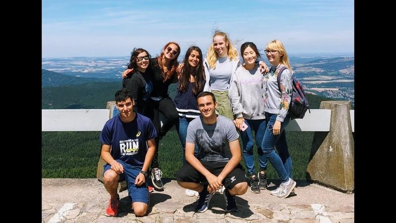 Волонтёрство в Чехии Летний лагерь Volunteering in Chezh Republic
