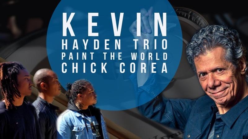 Jazz trio plays 'Paint the World' by Chick Corea Addictive Drums 2 Addictive Keys