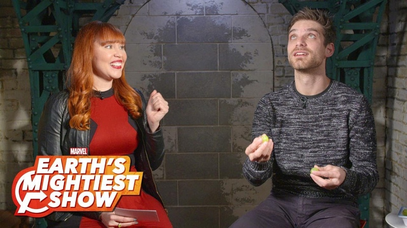 Jeff Ward Plays a Blade Game More – Earth's Mightiest Show
