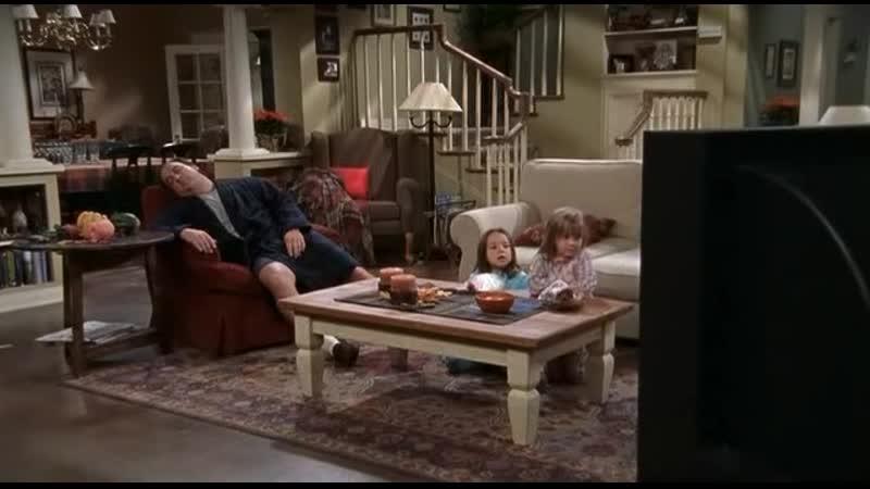 Дочки под папиным присмотром Отрывок из сериала Как сказал Джим