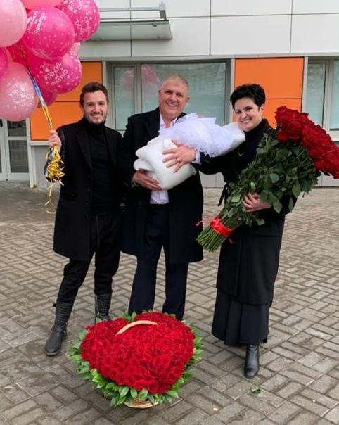 Елена Голунова родила четвёртого ребёнка в свои 52 года! Поздравляем!