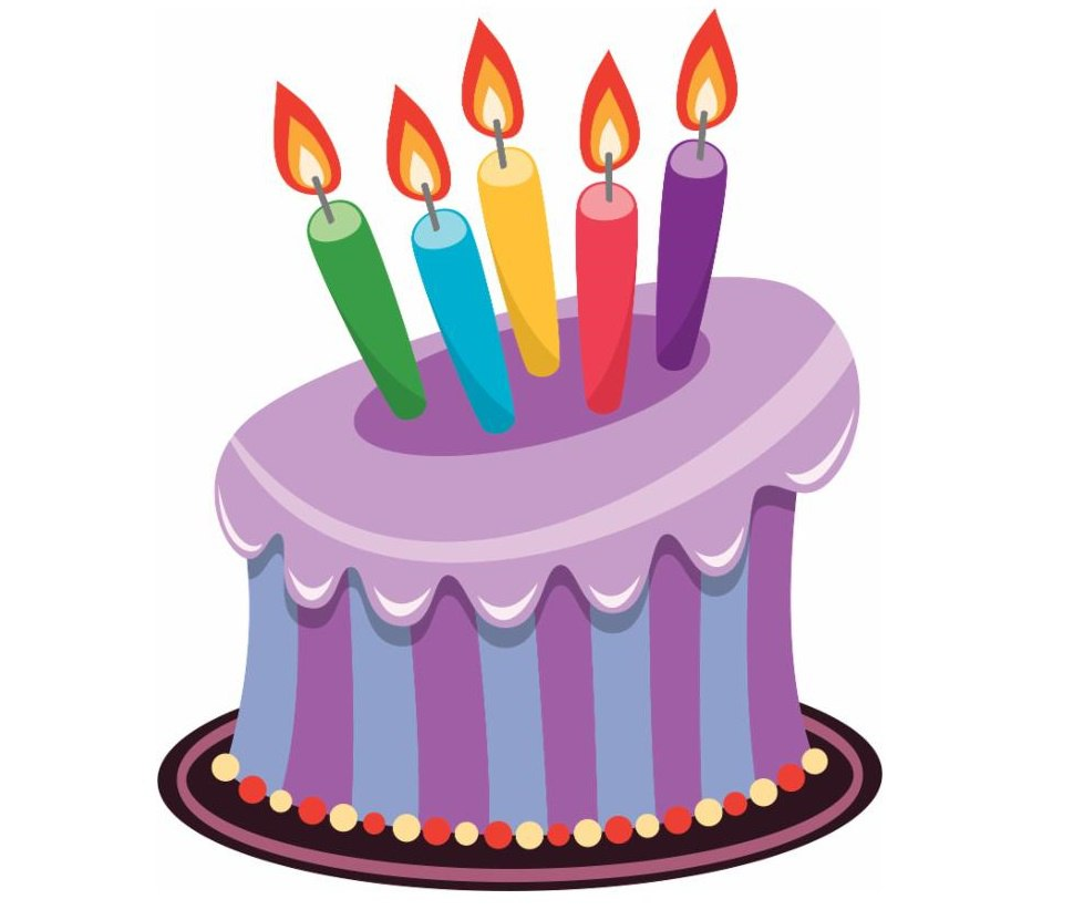 А у меня сегодня день рождения