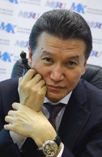 Илюмжинов Кирсан