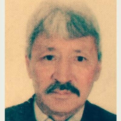 Zharykhat, 61, Yeraliyevo