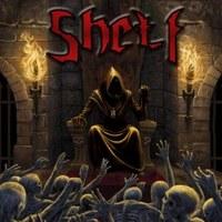 Логотип SHELF - thrash metal Samara