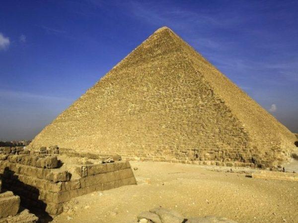 Загадки пирамиды Хеопса., изображение №2
