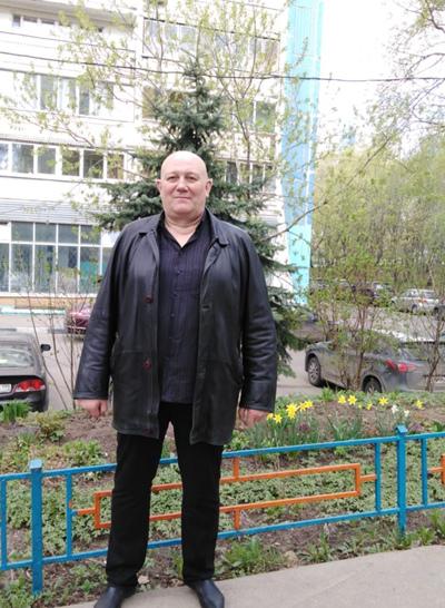 Nikolay, 58, Tokmak