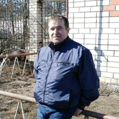 Владимир, 55, Бабаево, Вологодская, Россия