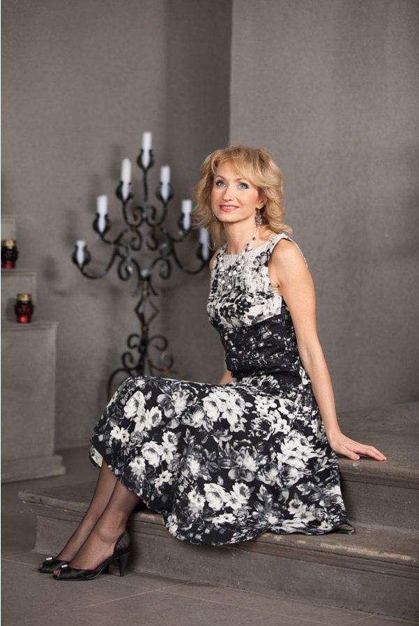 Фото подборка с актрисой Ольгой Прокофьевой.