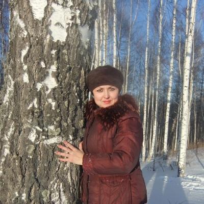 Наталья Шадина
