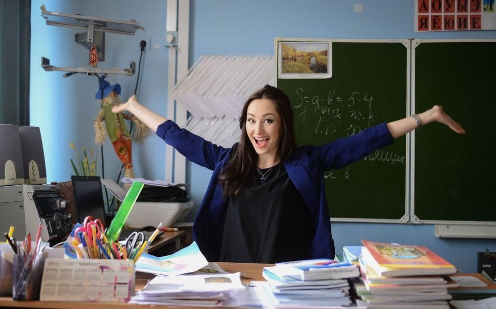 Сегодня День учителя! И это отличный повод