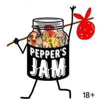Логотип Pepper's Jam №33  ВОЗВРАЩЕНИЕ 