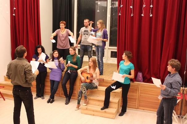 🎭Открытые уроки по актерскому мастерству для детей...
