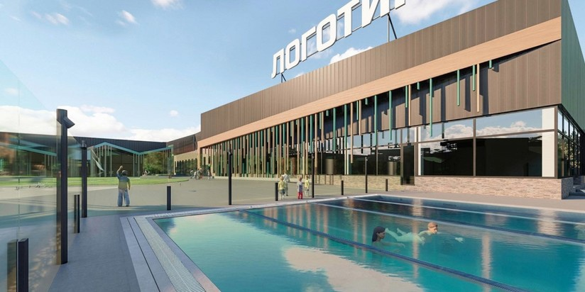 В новой Москве построят торговый центр с бассейном и ресторанами