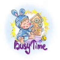 Busy Time Бизиборд