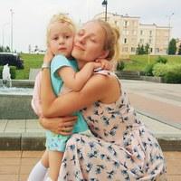 Личная фотография Оли Саловой ВКонтакте