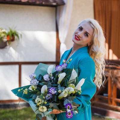 Ксения Сухарева