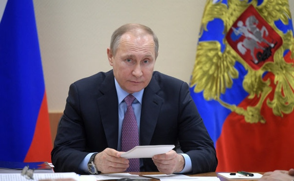 Владимир Путин высказался об обязательной вакцинац...