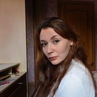 Фотография страницы Даши Любченковой ВКонтакте