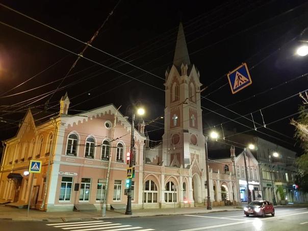 Ночная СамараФото: Александр Жиганков...