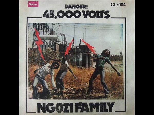 Ngozi Family I Will Be With U 1977 Zamrock